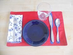 Practical Life - table setting
