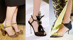 Zapatos: La magia del tacón