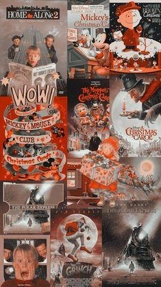 christmas lockscreen #christmaslockscreen Christmas Phone Wallpaper, Christmas Aesthetic Wallpaper, Holiday Wallpaper, Winter Wallpaper, Disney Wallpaper, Soft Wallpaper, Christmas Collage, Christmas Mood, Christmas Background