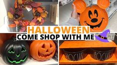#halloween #halloweendecor #disneyhalloween Halloween Inspo, Disney Halloween, Pumpkin Carving, Halloween Decorations, Diy, Bricolage, Pumpkin Carvings, Do It Yourself, Homemade