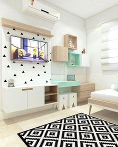 ▲▲ Quarto Baby Green   Projetado para um bebê de 2 anos, esse quarto minimalista recebeu detalhes em tom de verde claro. S ☁️ ☁️ Projeto: Andrade Olivier #quartodemenino #quarto #menino #quartodobebe #quartodenenem #baby #kidsbedroom #kids #kidsdecor #bedroom #minimalism #mynordicroom #arquitetura #decor #design #projeto #decoração #interiorstyle #instagram #archilovers #instadecor #instahome #architecture #interiors #homedecor #home #love #mint #green #andradeolivier   andradeolivier.com