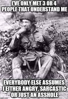 Quality Quotes, Everybody Else, London Life, Marine Corps, You Really, Marines, Funny Pictures, Funny Pics, Personality