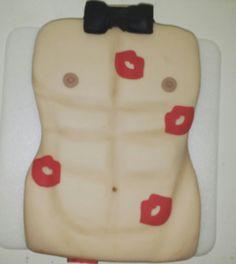 Depedida soltera cake