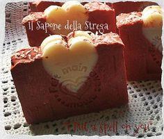 Sono anche su @DaWanda Italia  I Put a Spell on You :) Sapone Vegetale e Naturale fatto con il Cuore!