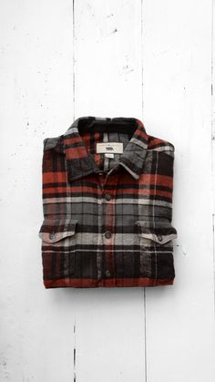 5deef028 Men's Flannel from Dakota Grizzly Apparel #flannel #mensflannel #menswear  Mens Flannel, Working