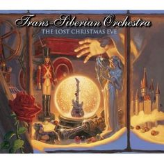 The Lost Christmas Eve- Trans-Siberian Orchestra!! This was an amazing show!! 12-8-12 OKC Chesapeake Energy Arena