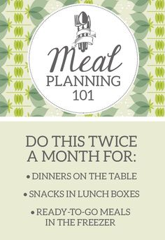 This woman is amazing! She breaks everything down and does her meal planning very similar to how I do my meal planning!