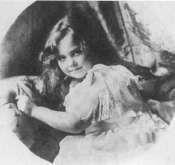 Maria vers 1903.