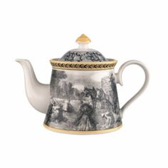 "Villeroy & Boch ""Audun"" Ferme Teapot | Bloomingdale's"