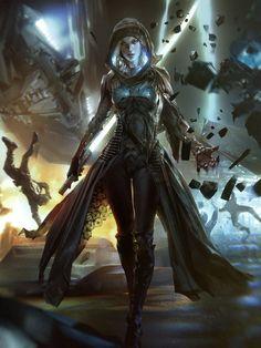 CyberWoman #6