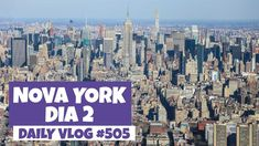 Nova York: World Trade Center Chinatown Little Italy e Aniversário de Casamento | DAILY VLOG #505 https://youtu.be/ueUOjWU_fZc