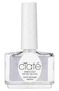 Ciaté 'Speed Coat' Fast Dry Top Coat available at Nordstrom