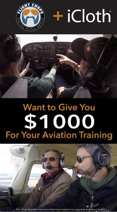 Flight Chops is proud and humbled to be in a position to give away awesome aviation prizing and experiences to its audience! Aviation Training, Winner Announcement, The Struts, Pilot, Pilots