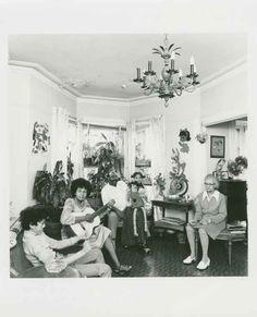 The Burkes, Bedford-Stuyvesant, 1978.