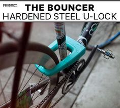 knog bouncer bike lock