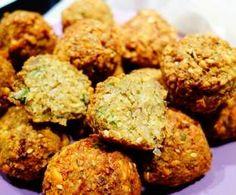 Recette Falafels (boulettes de pois chiche et d'herbes) recette Libanaise par DELPH37 - recette de la catégorie Plats végétariens