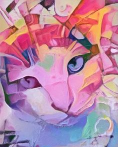 theelectriccatnip:  Blaze imagines  #electriccatnip #caturday  .  .  .  .  .  #deepdream #psyart #catlife #psicodelia #luciddreaming #modernart #dreamscope #catstagram #psychedelicart #catnip #dreaming #hallucinations #acid #psychedeliccat #surrealism #lowbrowart #surreal42 #surrealismartcommunity #abstractors_anonymous #fa_hypnotic #abstracto Follow us on Facebook http://ift.tt/1ZBR6Ym