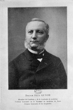 Dr. Félix Guyon.