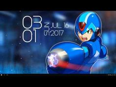 Megaman X video skin BY AKIBA ILLUSION