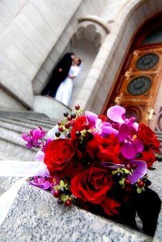Salt Lake City, Temple Square, Wedding Photography