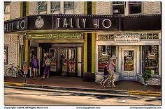 Tally Ho Theater, Historic Downtown Leesburg,   Image from http://www.flickr.com/