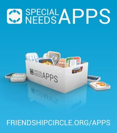 With over a thousand apps now available to help individuals with special needs i. - Ipad apps for speech therapy - Education Teaching Tools, Teaching Resources, Circle App, Special Education Classroom, Special Needs Kids, School Psychology, Child Life, Educational Technology, Assistive Technology