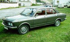Fiat 132 – 1972