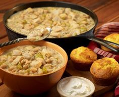 There's almost nothing better than chicken chili on a chilly Mississippi day! Warm up with this recipe from Sanderson Farms Chicken: http://www.sandersonfarms.com/recipes/chicken-chili/