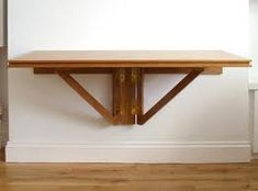 Image result for pull down table