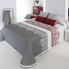 Bed Cover Design, Bed Design, Duvet Bedding, Bedding Sets, Bed Sheet Curtains, Girls Bedroom, Master Bedroom, Designer Bed Sheets, Floral Bedspread