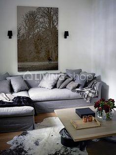8edf5cf2322 Vierkante salontafel square Scapa bij LIVING-shop.eu stijlvol wonen webshop