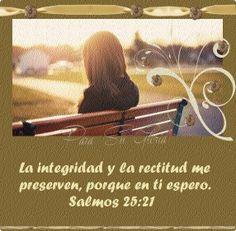 Esperar en Dios siempre nos traerá el bien.