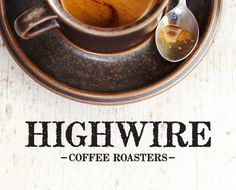 Highwire Coffee Roasters / Sara Remington Photo