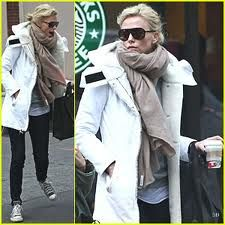 """A woman with Starbucks as her """"daily"""" sidekick"""