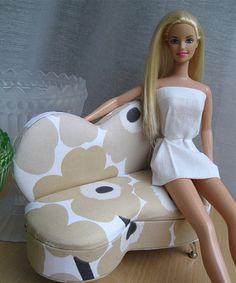Barbie and Marimekko Dah-ling!