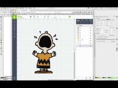 This video will show you how to take a color image downloaded from Google, load it into Inkscape, convert it to an SVG and load into Cricut Design Space for ...