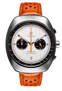 Autodromo Prototipo watch for driving enthusiasts