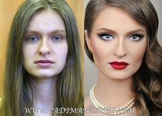Make-Up Artist Reveals Jaw-Dropping Before And After Photos Of Women Transformed Into Models (PICTURES)