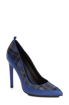 gx by GWEN STEFANI 'Trio' Pointy Toe Pump (Women) available at #Nordstrom