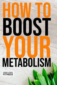 How to boost your metabolism?I'm sure you've heard someone say this before, or perhaps you've been wanting to do this yourself? (more on this in a minute).  During my time in University when I was studying Sports Science, we looked a how our metabolisms work. Best Weight Loss Plan, Weight Loss For Women, Weight Loss Tips, Slow Metabolism, Boost Your Metabolism, Weight Gain, How To Lose Weight Fast, Fitness Blogs, Workouts For Teens