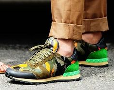 style Inspiration - Valentino sneakers