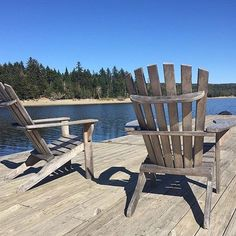 Throwback Thursday.  A year ago this week. Time sure does fly. #tbt #relaxing #lakeliving #lakelife #mountainlife #adirondackchairs #lifessimplepleasures #casualluxury #casuallifestyle #newengland #maine #lifestyleblogger #bostonblogger #bonvivant
