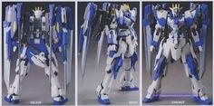 GUNDAM GUY: 1/144 Advanced Denial Gundam - Custom Build