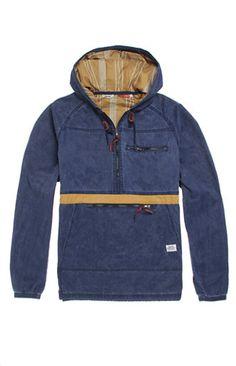 Yep. One of the classiest hoodies I've ever seen.