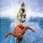 Check out Encyclopedia of Surfing and dive into surfing history.