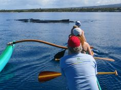 Outrigger Canoe Excursion with Blue Soul Maui, great reviews