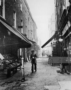 Shepherd Market 1931