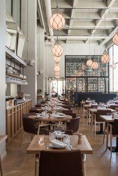 Bronda Restaurant Helsinki