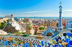 Image result for gaudi park barcelona