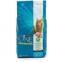 $11.29-$15.42 Purina One - Indoor Hairball & Healthy Weight ManagementPurina One Indoor Advantage Hairball & Healthy Weight Formula is formulated with a natural fiber blend that helps minimize hairballs while promoting healthy digestion. At the same time, it is high in protein to help maintain lean muscle mass while promoting healthy weight. Purina One is made with real ingredients, including ric ...